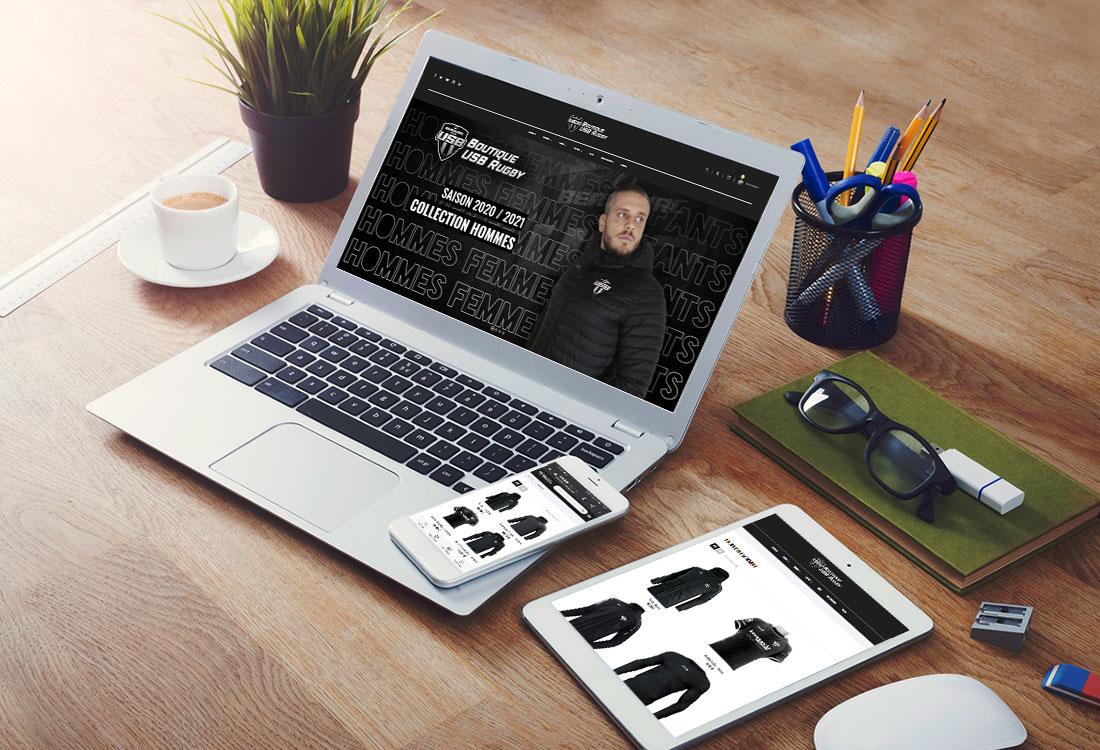 Boutique USB: Le e-commerce bergeracois à la loupe